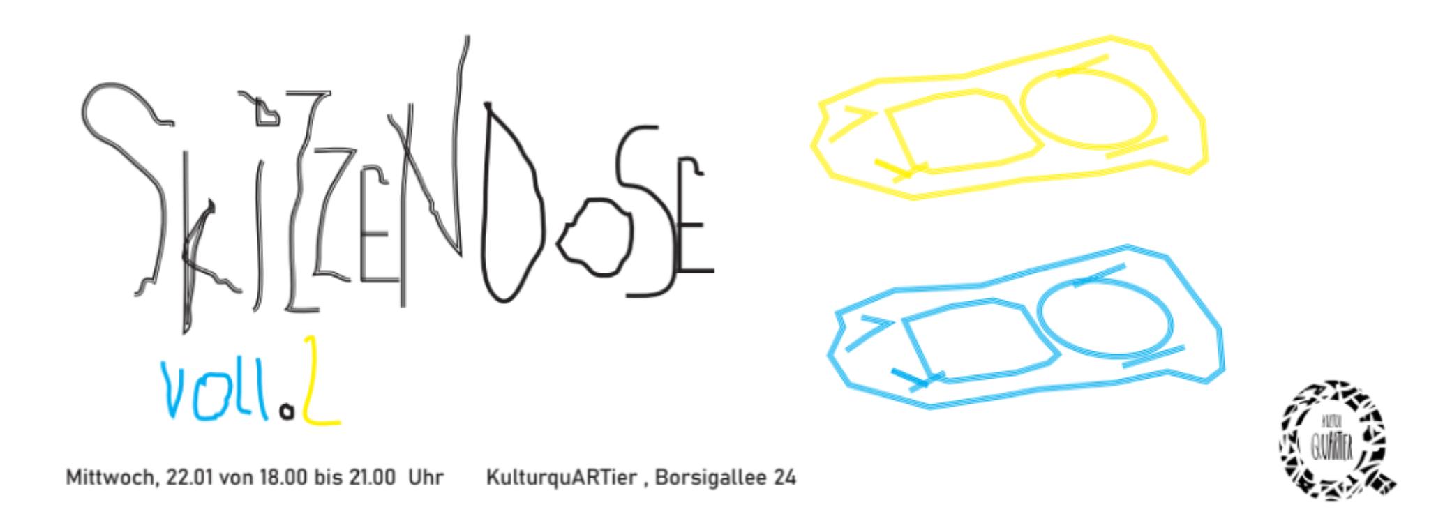 SkizzenDose voll.2